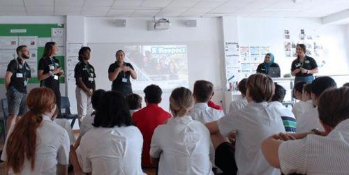 R4Respect Peer Workshop delivery