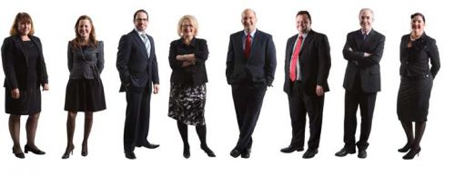 Photo of Crown Law staff